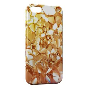 Coque iPhone 5C Diamants Design