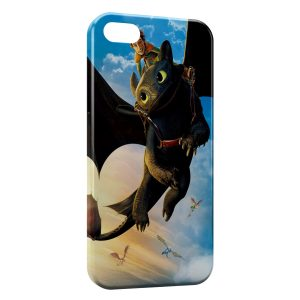 Coque iPhone 5C Dragon 2