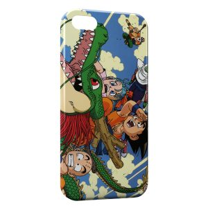Coque iPhone 5C Dragon Ball Z Group 3
