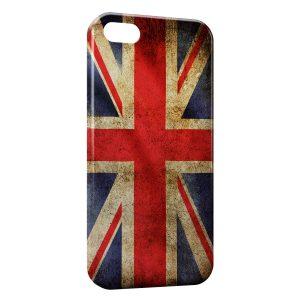 Coque iPhone 5C Drapeau USA Etats-Unis