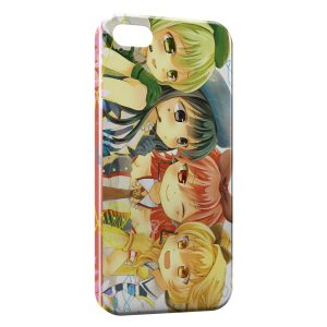 Coque iPhone 5C Drive Quartet 2