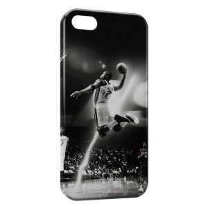 Coque iPhone 5C Dunk Power Basketball