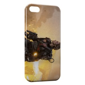 Coque iPhone 5C Edge of Tomorrow Rita