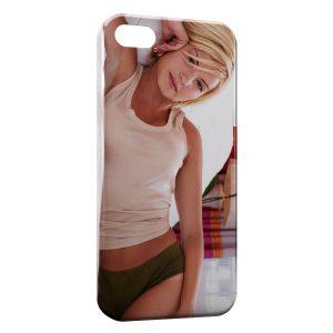 Coque iPhone 5C Elisha Cuthbert 2