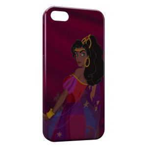 Coque iPhone 5C Esmeralda Style