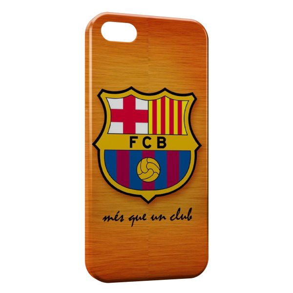 Coque iPhone 5C FC Barcelone 4