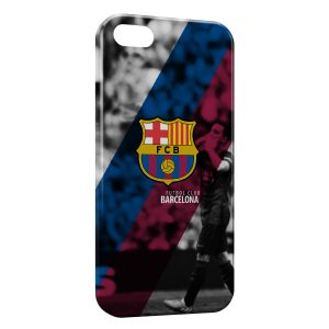 Coque iPhone 5C FC Barcelone FCB Football 26