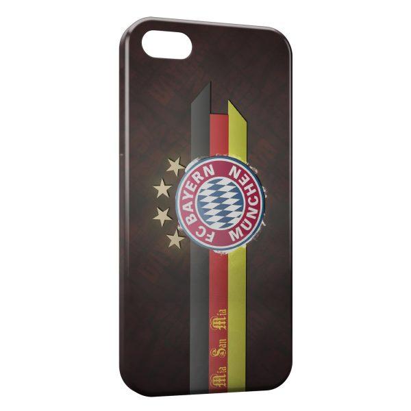 Coque iPhone 5C FC Bayern Munich Football Club 16