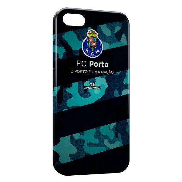 Coque iPhone 5C FC Porto Logo Design