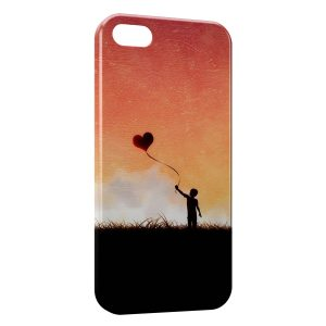 Coque iPhone 5C Feel my Love