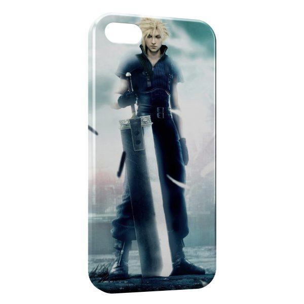 Coque iPhone 5C Final Fantasy