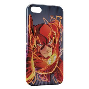 Coque iPhone 5C Flash Avenger Red