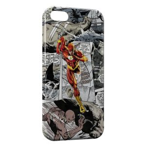 Coque iPhone 5C Flash Comics 2