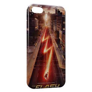Coque iPhone 5C Flash Comics