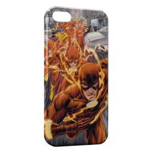 Coque iPhone 5C Flash Style Marvel