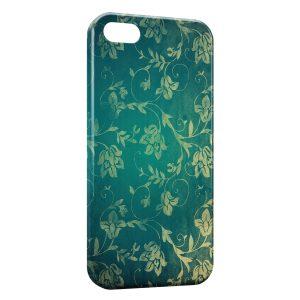 Coque iPhone 5C Fleurs 4