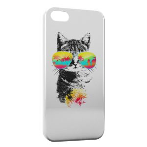 Coque iPhone 5C Florida Cat