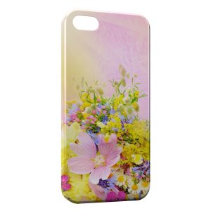 Coque iPhone 5C Flowers Beautiful