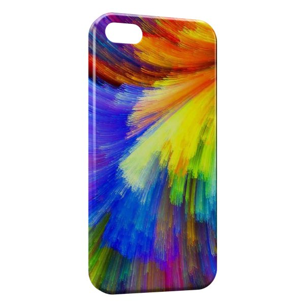 Coque iPhone 5C Flush Paint
