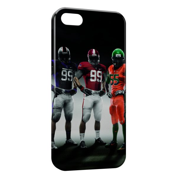 Coque iPhone 5C Football Americain