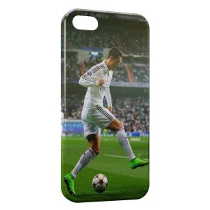Coque iPhone 5C Football Cristiano Ronaldo 2