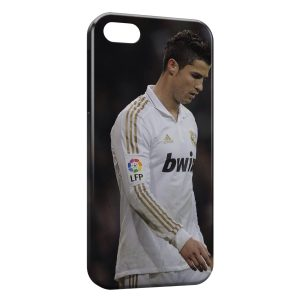 Coque iPhone 5C Football Cristiano Ronaldo