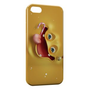 Coque iPhone 5C Funny Cartoon