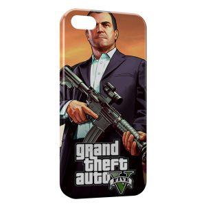 Coque iPhone 5C GTA 5 3