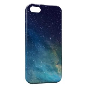 Coque iPhone 5C Galaxy 5