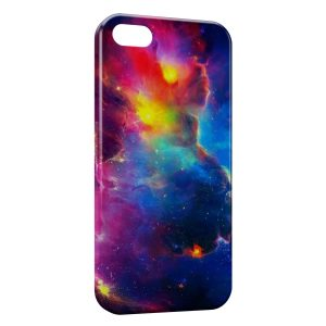 Coque iPhone 5C Galaxy 6