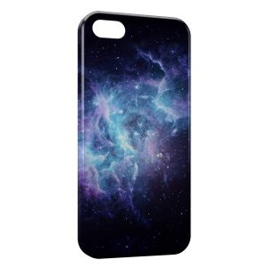 Coque iPhone 5C Galaxy 8