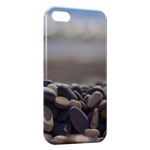Coque iPhone 5C Galets