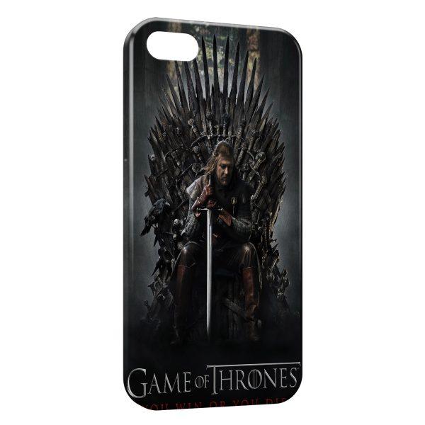 Coque iPhone 5C Game of Thrones 2