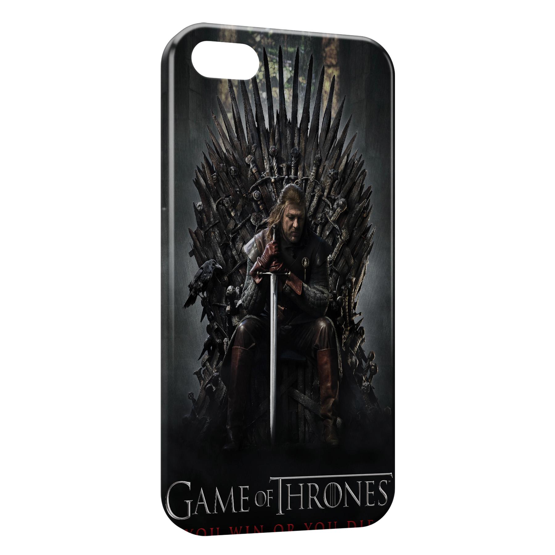 coque iphone 12 throne
