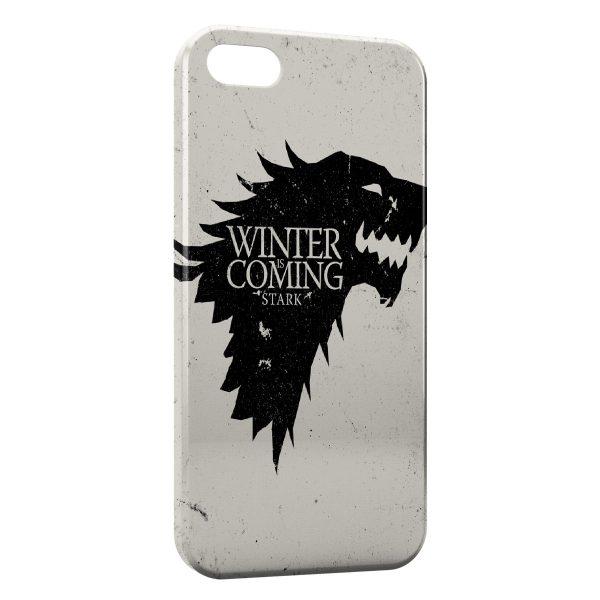 Coque iPhone 5C Game of Thrones 3