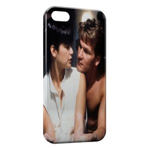 Coque iPhone 5C Ghost Patrick Swayze Demi Moore