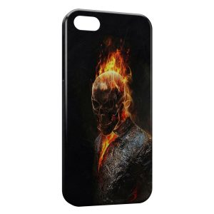 Coque iPhone 5C Ghost Rider 2