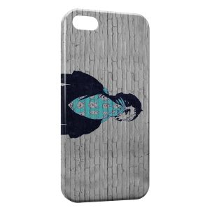 Coque iPhone 5C Graffiti Boy