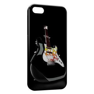 Coque iPhone 5C Guitare électrique