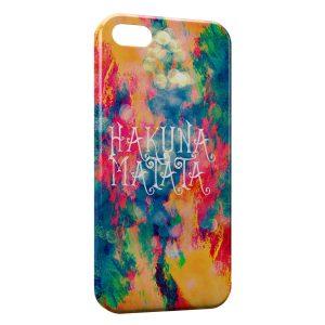 Coque iPhone 5C Hakuna Matata
