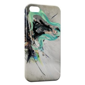 Coque iPhone 5C Hatsune Miku 2