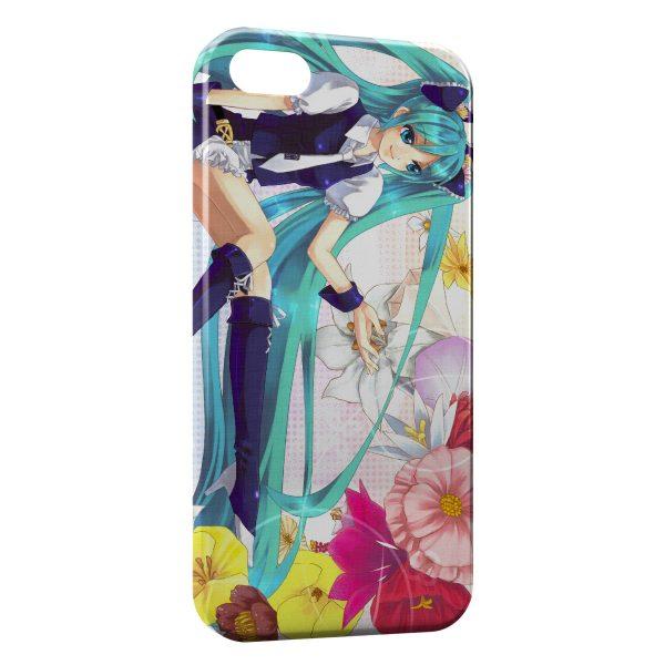 Coque iPhone 5C Hatsune Miku 3