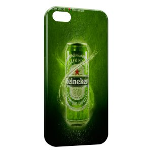 Coque iPhone 5C Heineken Power