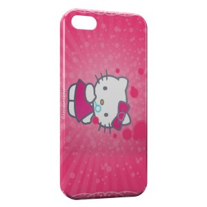 Coque iPhone 5C Hello Kitty 3