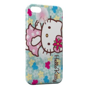 Coque iPhone 5C Hello Kitty 4