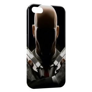 Coque iPhone 5C Hitman