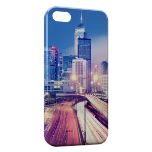 Coque iPhone 5C Hong Kong