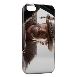 Coque iPhone 5C Hugh Jackman