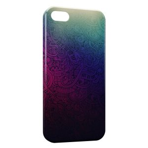 Coque iPhone 5C Indian Art