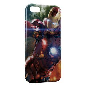 Coque iPhone 5C Iron Man